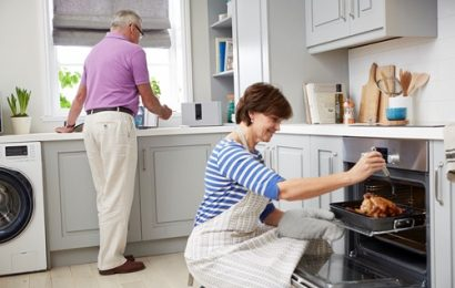 What is an auto-clean oven and How does it work??