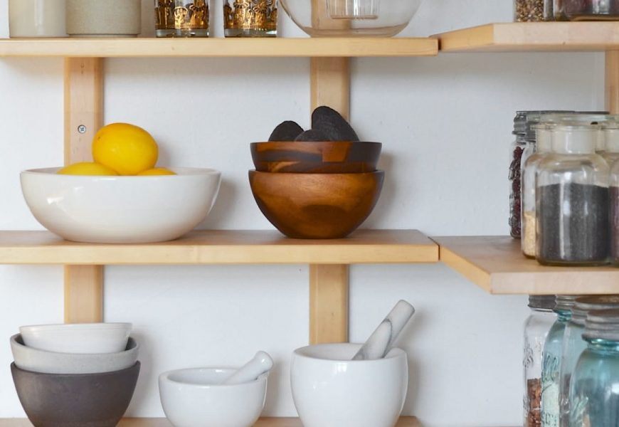 All You Need To Clean Is Probably in Your Pantry