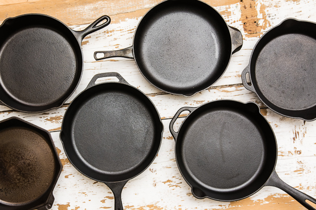 Reviewing The Best Cast-Iron Pans